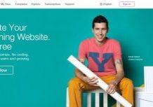 Basic Wix Website